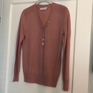 Tory Burch Henley Sweater